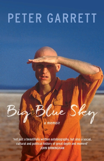Big Blue Sky - A memoir ebook by Peter Garrett