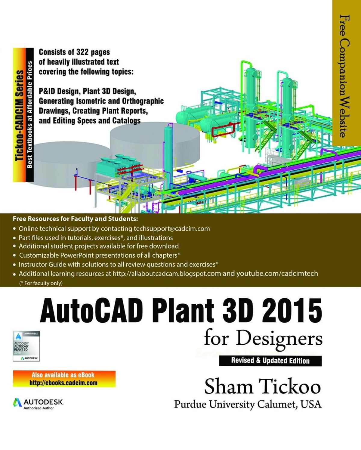 AutoCAD Plant 3D 2015 for Designers ebook by Prof Sham Tickoo - Rakuten Kobo