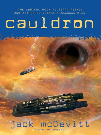 Cauldron ebook by Jack McDevitt