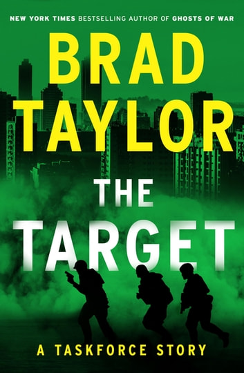The Target ebook by Brad Taylor