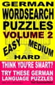 German Word Search Puzzles. Volume 2. ebook by Ted Summerfield