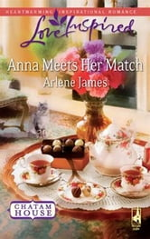 Anna Meets Her Match ebook by Arlene James