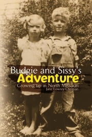 Budgie and Sissy's Adventure - Growing up in North Missouri ebook by Jane Lowrey-Christian