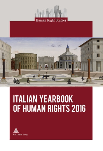 Italian Yearbook of Human Rights 2016 ebook by