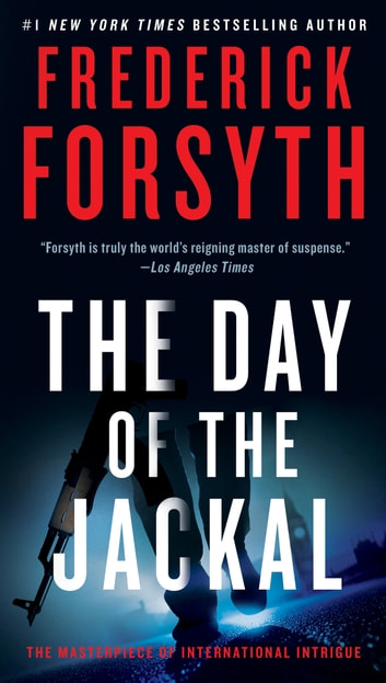 day of the jackal ebook