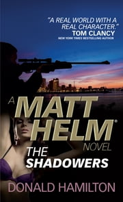 The Shadowers ebook by Donald Hamilton