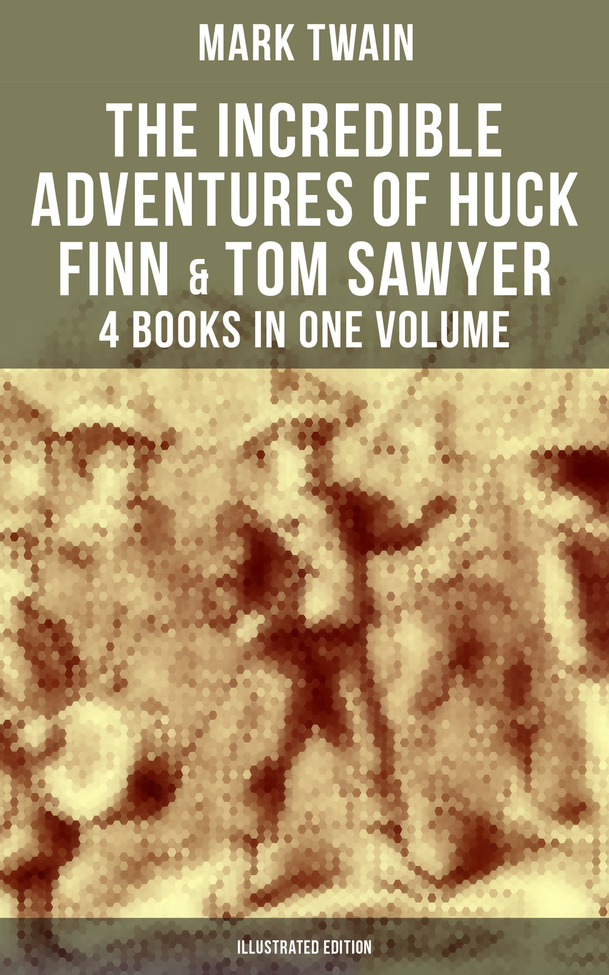 Tom Sawyer And Huckleberry Finn Book
