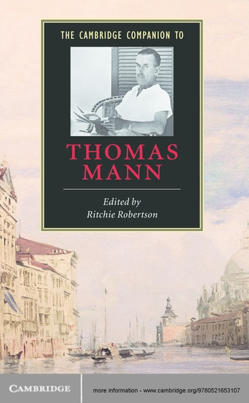 an introduction to the life of thomas mann The perishableness of life thomas mann on time and the soul of existence and nobel laureate thomas mann (june 6, 1875–august 12.