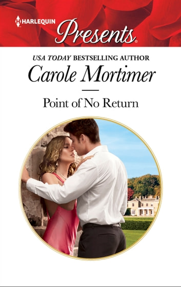 Point of No Return ebook by Carole Mortimer