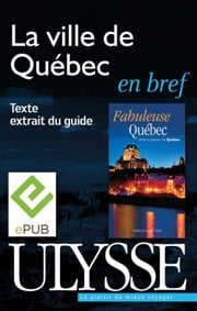 La ville de Québec en bref ebook by Kobo.Web.Store.Products.Fields.ContributorFieldViewModel