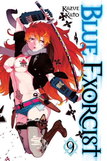 Blue Exorcist, Vol. 9 ebook by Kazue Kato