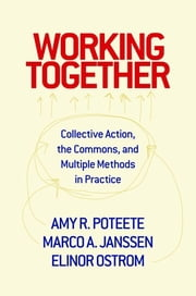 Working Together - Collective Action, the Commons, and Multiple Methods in Practice ebook by Amy R. Poteete,Marco A. Janssen,Elinor Ostrom