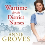 Wartime for the District Nurses (The District Nurse, Book 2) audiobook by Annie Groves