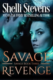 Savage Revenge ebook by Shelli Stevens