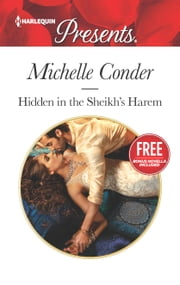 Hidden in the Sheikh's Harem - Christmas at the Castello (bonus novella) ebook by Michelle Conder,Amanda Cinelli