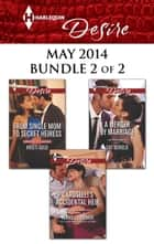 Harlequin Desire May 2014 - Bundle 2 of 2 - An Anthology ekitaplar by Kristi Gold, Michelle Celmer, Cat Schield