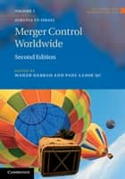 Merger Control Worldwide ebook by Maher M. Dabbah,Paul Lasok QC