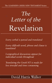 The Letter of the Revelation ebook by David Harris Walker