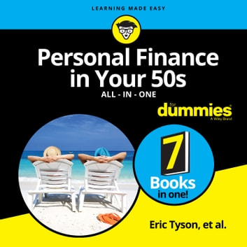 Personal Finance in Your 50s All-in-One For Dummies audiobook by Eric Tyson, MBA