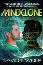 Mindclone ebook by David Wolf