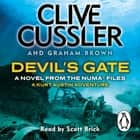 Devil's Gate - NUMA Files #9 audiobook by Clive Cussler, Graham Brown