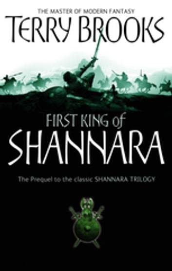 The First King Of Shannara ebook by Terry Brooks