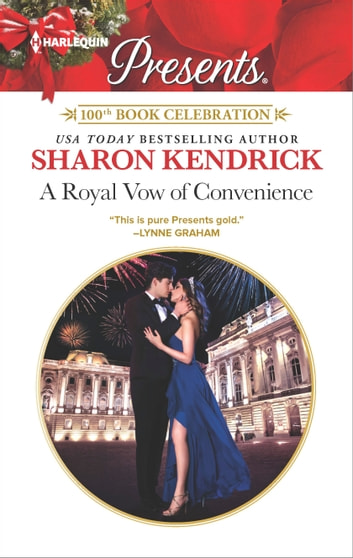 A Royal Vow of Convenience - A Royal Christmas Romance ebook by Sharon Kendrick
