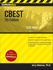 CliffsNotes CBEST, 7th Edition ebook by Jerry Bobrow