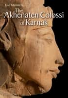 The Akhenaten Colossi of Karnak ebook by Lise Manniche