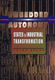 Embedded Autonomy ebook by Evans, Peter
