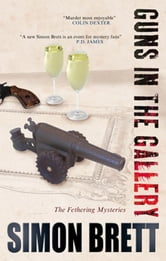 Guns in the Gallery ebook by Simon Brett