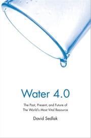 Water 4.0 - The Past, Present, and Future of the World's Most Vital Resource ebook by David Sedlak