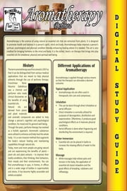 Aromatherapy ( Blokehead Easy Study Guide) ebook by The Blokehead