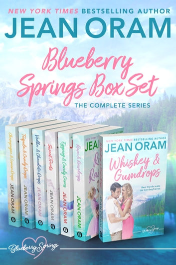 Blueberry Springs Box Set - The Complete Series (Books 1-7) ebook by Jean Oram