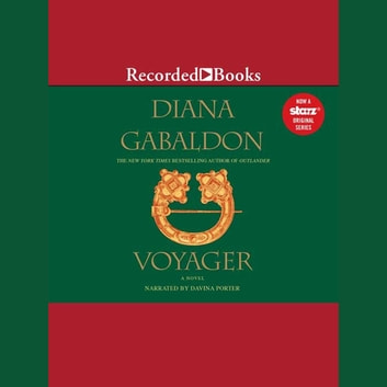 Voyager - Part 1 and 2 audiobook by Diana Gabaldon