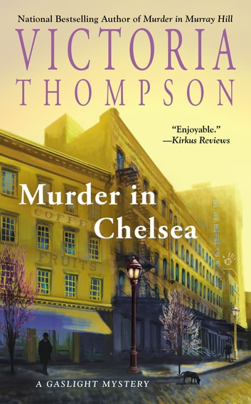 Murder in Chelsea ebook by Victoria Thompson