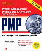 PMP Project Management Professional Study Guide, Third Edition ebook by Joseph Phillips
