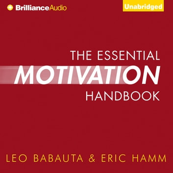 Essential Motivation Handbook, The audiobook by Leo Babauta,Eric Hamm