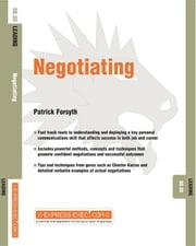 Negotiating: Leading 08.05 ebook by Forsyth, Patrick
