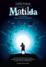 Little Voices Matilda (Book Only) ebook by Minchin,Tim,Power,Ruth