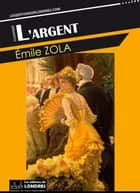L'argent ebook by