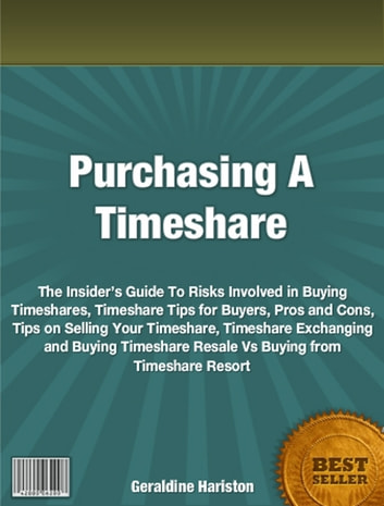 Purchasing A Timeshare ebook by Geraldine Hariston