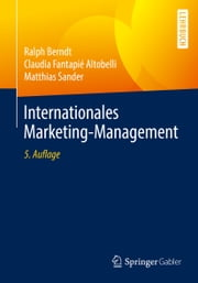 Internationales Marketing-Management ebook by Kobo.Web.Store.Products.Fields.ContributorFieldViewModel