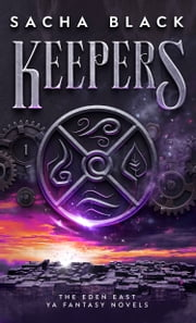 Keepers ebook by Sacha Black