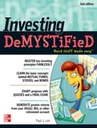Investing DeMYSTiFieD, Second Edition ebook by