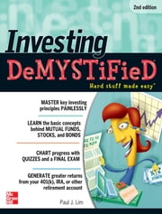 Investing DeMYSTiFieD, Second Edition ebook by Paul Lim