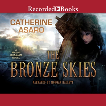 Bronze Skies audiobook by Catherine Asaro