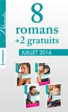 8 romans Blanche + 2 gratuits (nº1274 à 1277 - Juillet 2016) ebook by Collectif