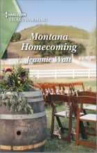 Montana Homecoming - A Clean Romance ebook by Jeannie Watt