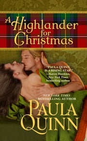 A Highlander for Christmas ebook by Paula Quinn